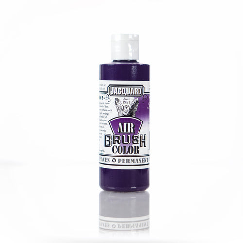 Transparent Violet Jacquard Airbrush Paint