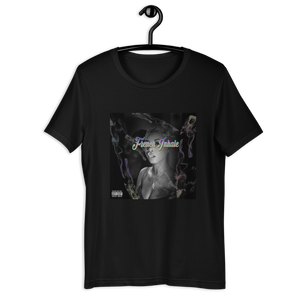 Open image in slideshow, French Inhale Album Cover - Unisex T-Shirt