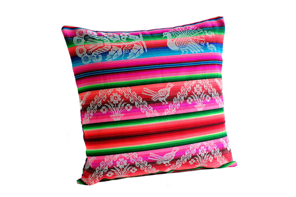 Souk Striped Pillow