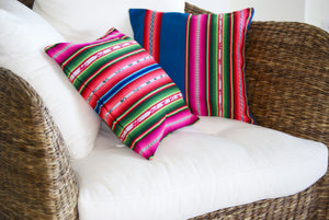Peru Pillow Case