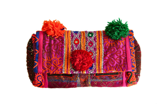 Banjara Bohemian Bag - India Shoulder Bag