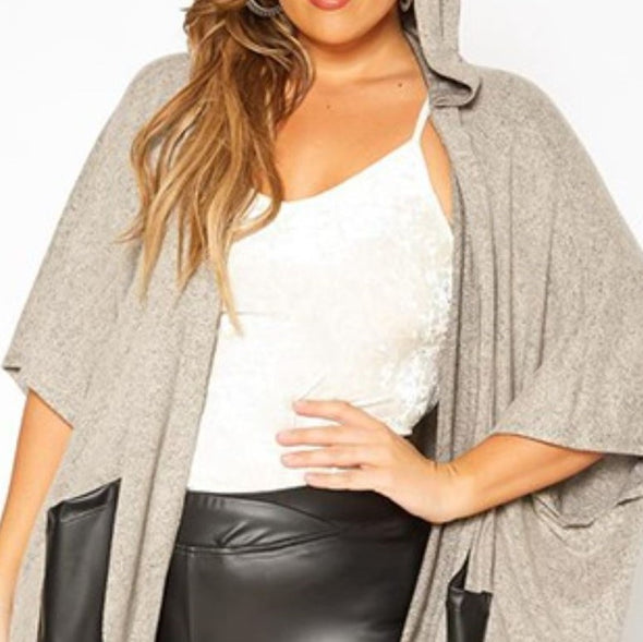 Women's Plus Size - Classy Cozy Cool - Made in the USA - Women's Clothing