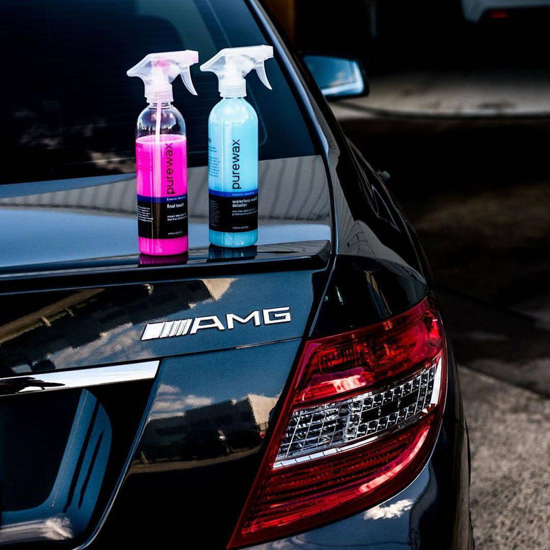 Purewax Exterior- Ultimate Shine Kit (New Combo)