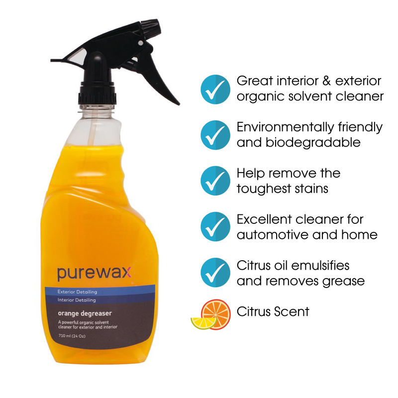 PureWax Orange Degreaser