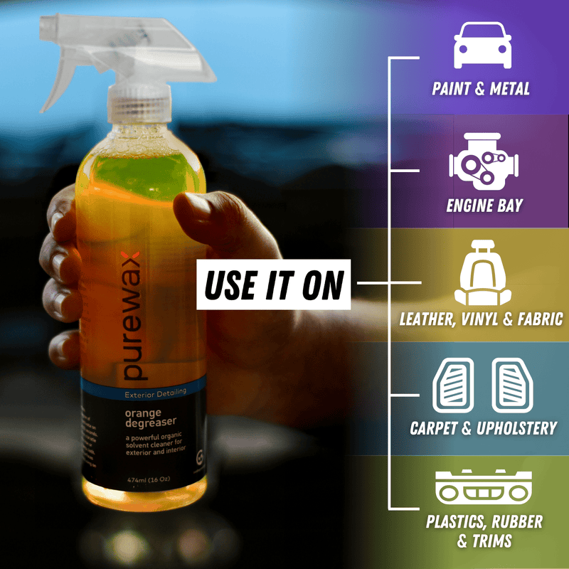 PureWax Orange Degreaser 474ml (16oz)