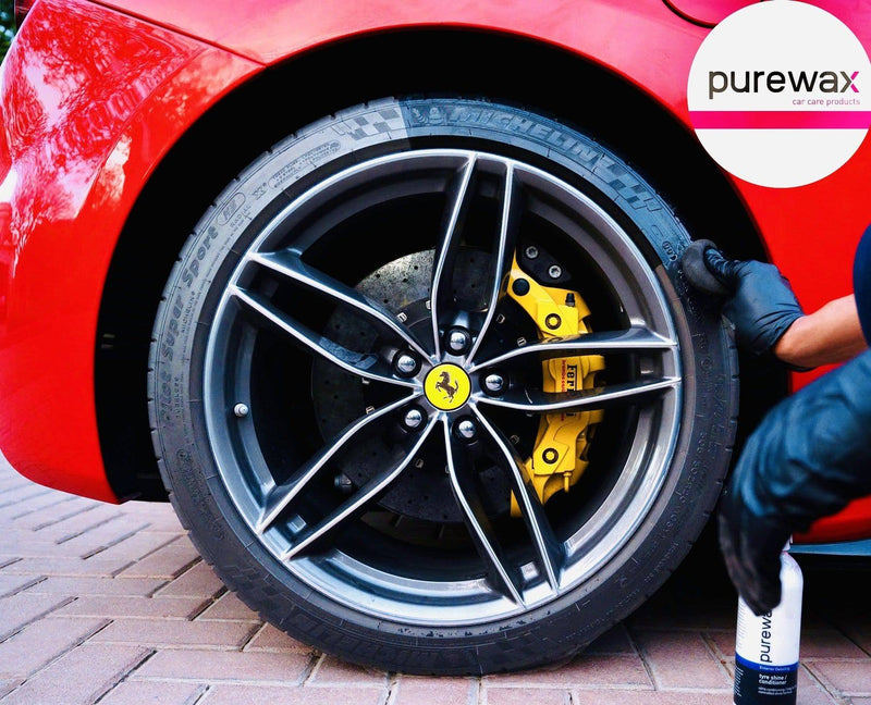 PureWax Tyre Shine / Conditioner 16Oz (474ml)