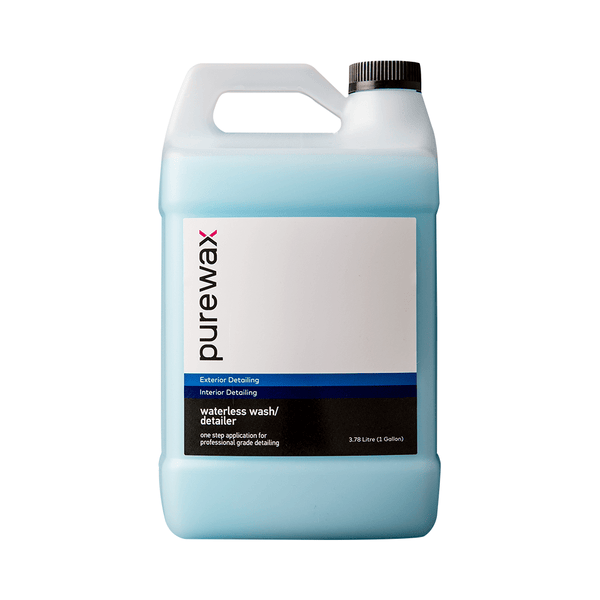 PureWax Waterless Car Wash/Detailer 1 Gallon (3.78L)