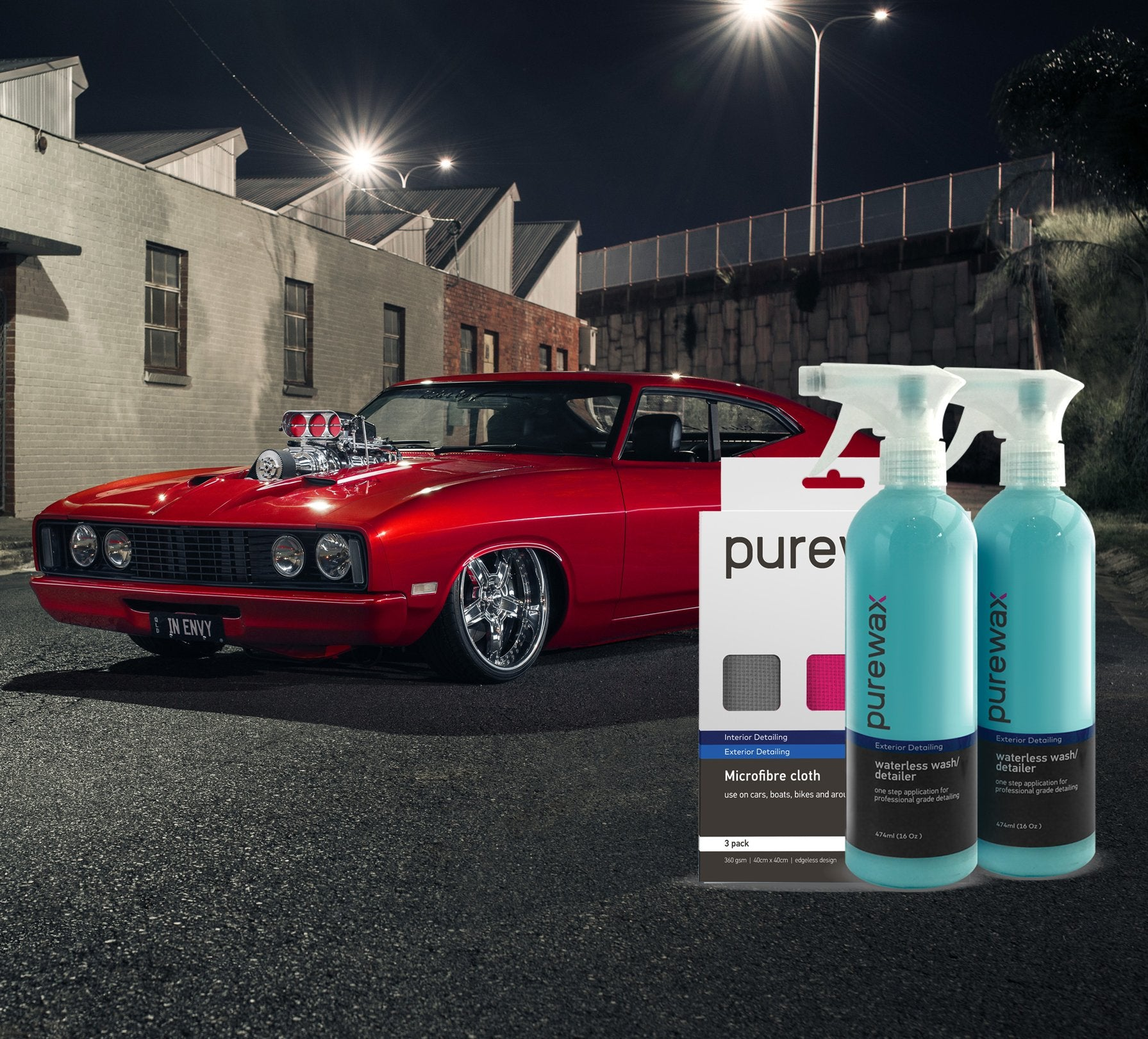 Click here for Detailers Range