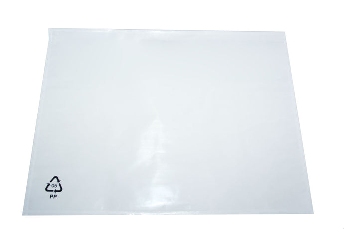 Plain Packing Slip Envelope - Kingsley Labels