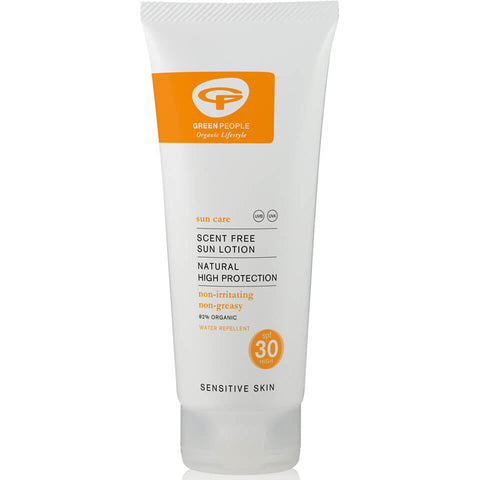 Green People Sun Spf 30 No Scent - 200ml