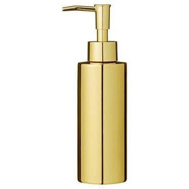 Soap Dispenser, Gold, Stainless Steel - Meats And Eats