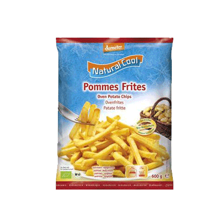 Natural Cool Oven Chips - 600g