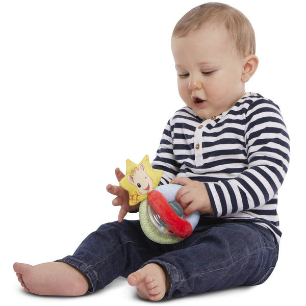 Sophie la girafe Sense & Soft Rattle with Beads