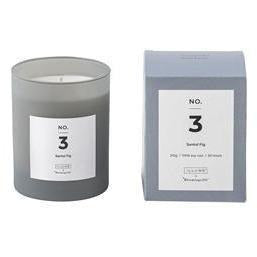 NO. 3 - Santal Fig Scented Candle, Soy wax - Meats And Eats
