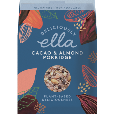 Deliciously Ella Cacao Porridge With Almond – 500g