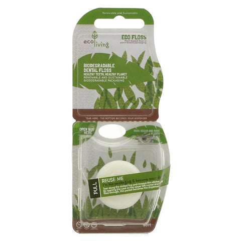 Ecoliving Plant-Based Dental Floss