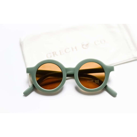 Sustainable kids sunglasses Fern