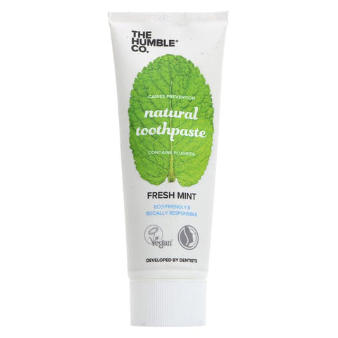 Humble Fresh Mint Toothpaste