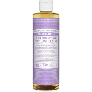 Dr Bronners Lavender Castile Soap 945ml - Meats And Eats