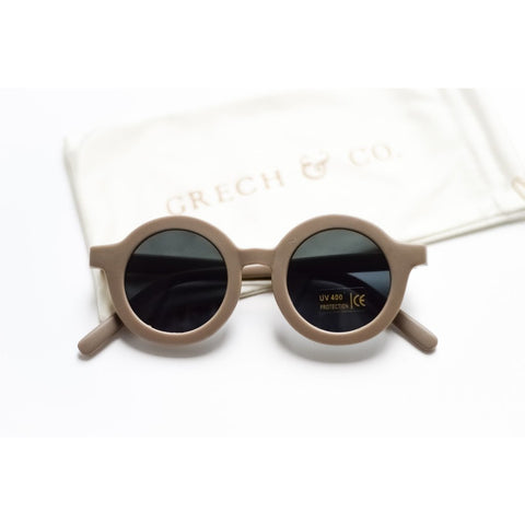 Sustainable kids sunglasses Stone