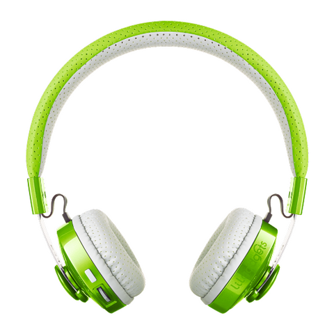 Headphones Untangled Pro Green