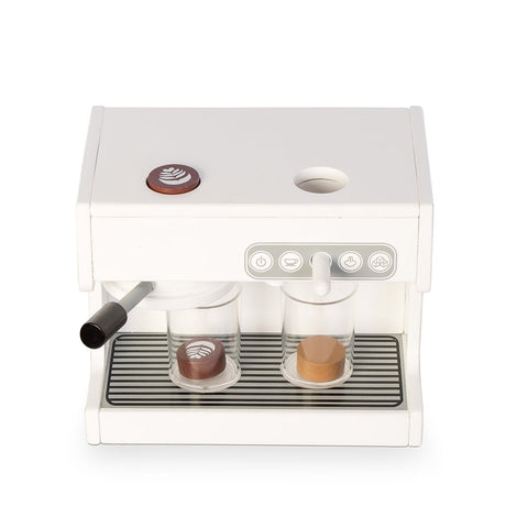 Wooden Espresso Machine - Large