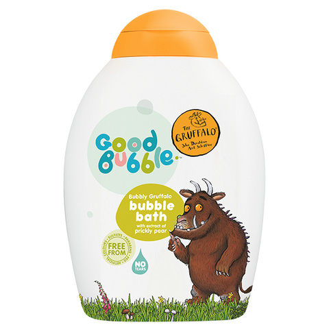 Gruffalo Bubble Bath with Prickly Pear Extract 400ml