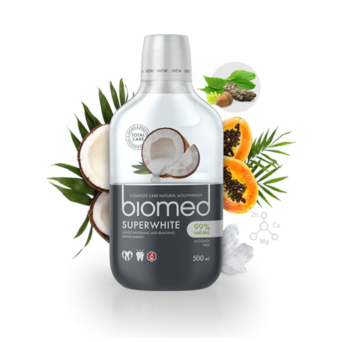 Biomed Superwhite Mouthwash