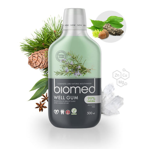 Biomed  Well Gum Mouthwash