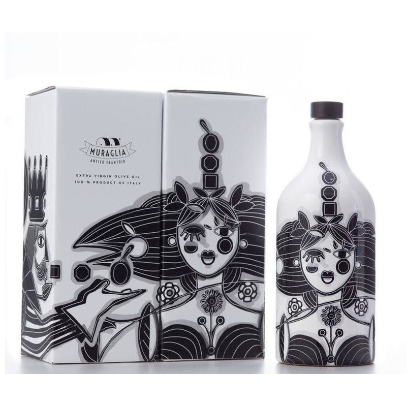 Extra Virgin Olive Oil Limited Edition - PIERPAOLO GABALLO DESIGNER - Queen - Meats And Eats