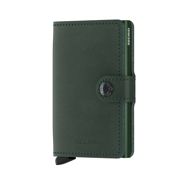 Secrid Miniwallet Original Green