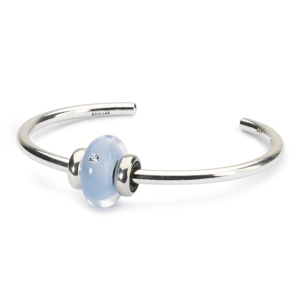 New Boy Silver Bangle