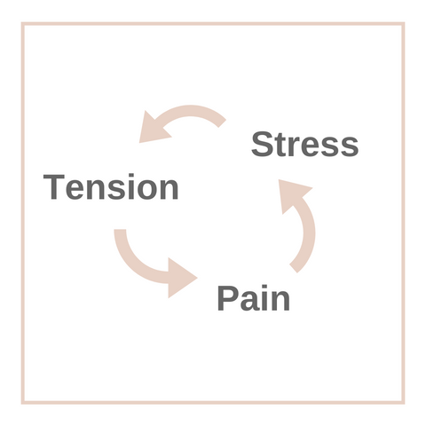 Vaginismus: stress, tension and pain cycle