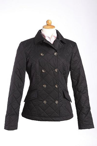 Steppjacke 'Richmond' - black