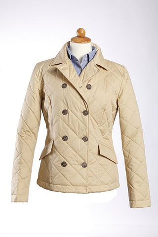 Steppjacke 'Richmond' - sand