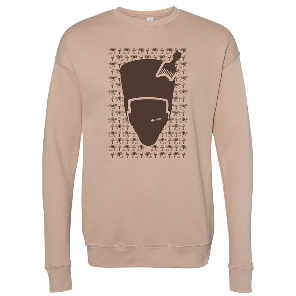 Hair-o-Glyphic Sweatshirt
