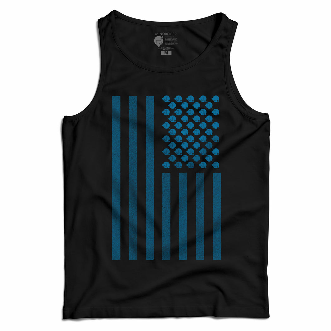 A Fro Flag Tank Top