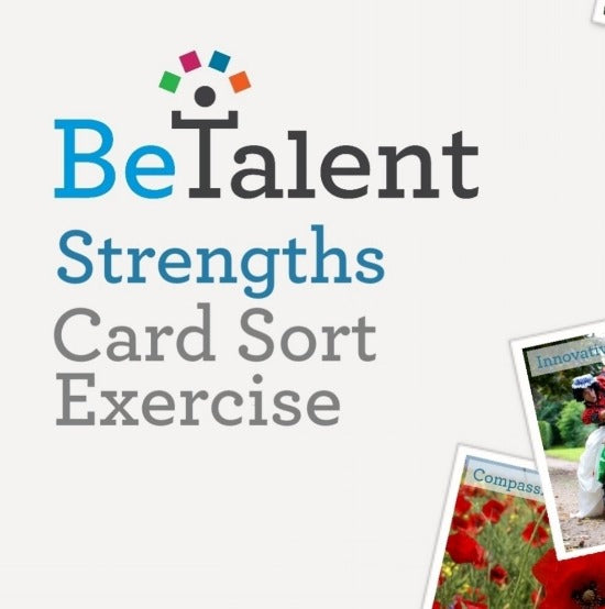 Strengths Cards - BeTalent