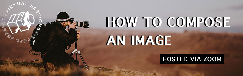 How to Compose an Image online photography class on zoom