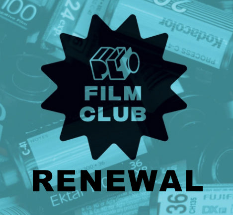 12-Month Renewal Philadelphia Film Photography Club Membership