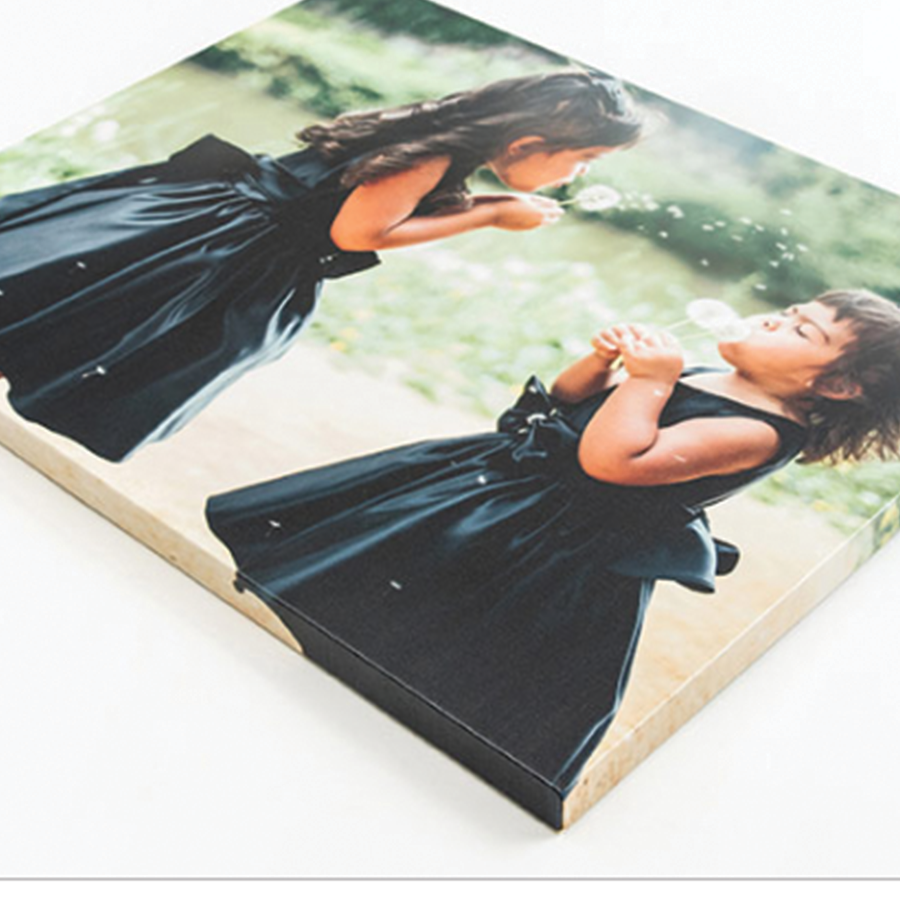 Canvas Gallery Wrap 16x16 (.75 Depth)