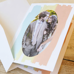 Greeting Card, Semi-Gloss 4x5.5 (Set of 26) Portrait