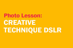 Creative Technique DSLR - Individual
