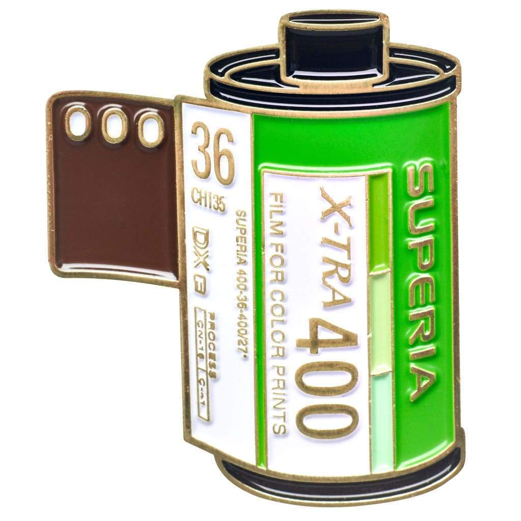Fuji Superia Enamel Pin