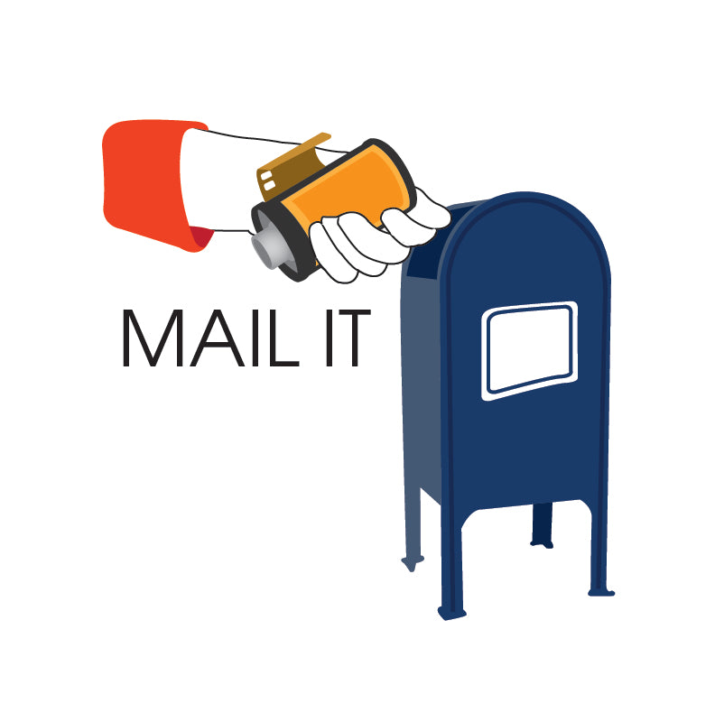Mail In Film Processing