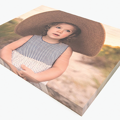 Wood Wrap 8x12 Portrait