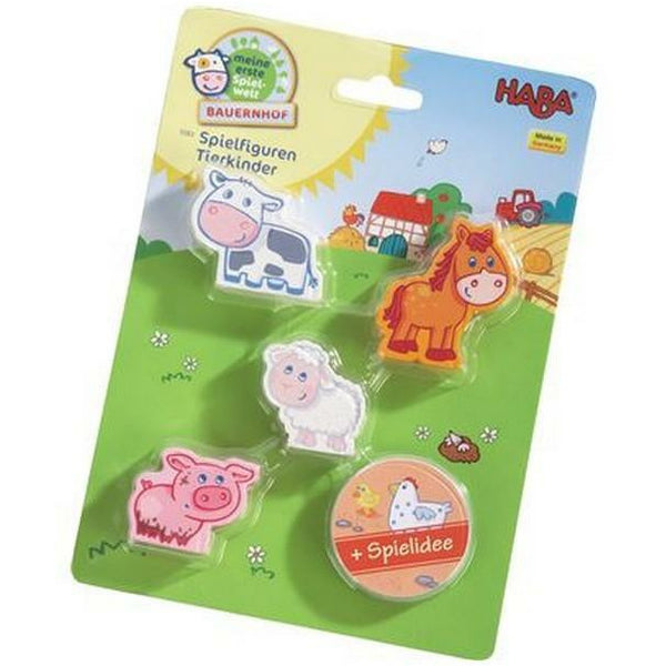 HABA world animal kids