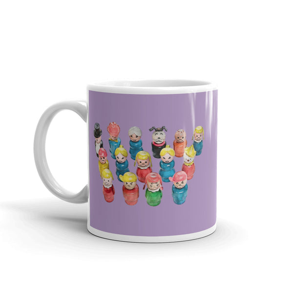 Fisher-Price Little People Mug