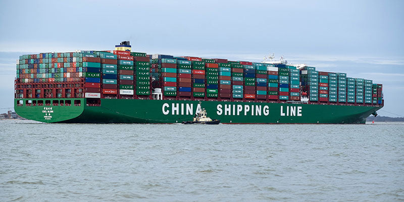 Shipping Container Ocean China