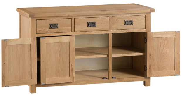 Harvington 3 Door Sideboard
